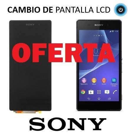DISPLAY PANTALLA DE SONY M4 Y M5 DE REMATE INCLUYE INSTALACIÓN