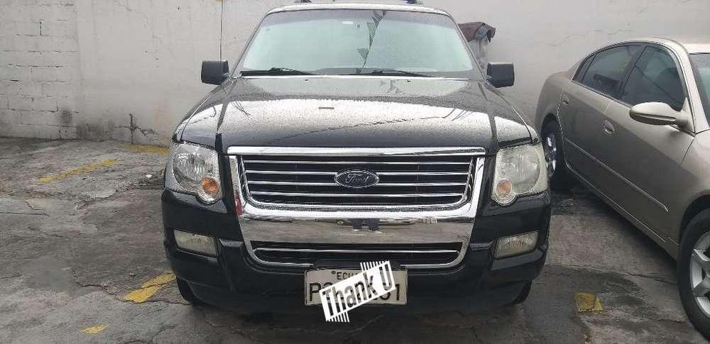 Ford Explorer 2008 - 170000 km