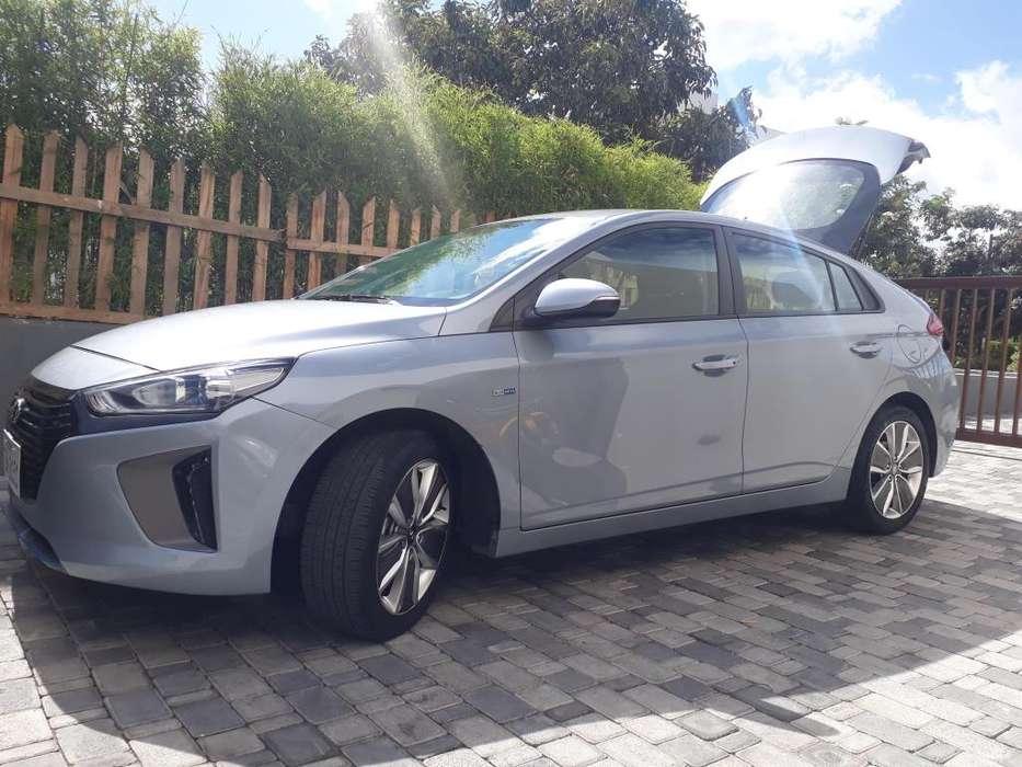 Hyundai Ioniq 2018 - 14400 km