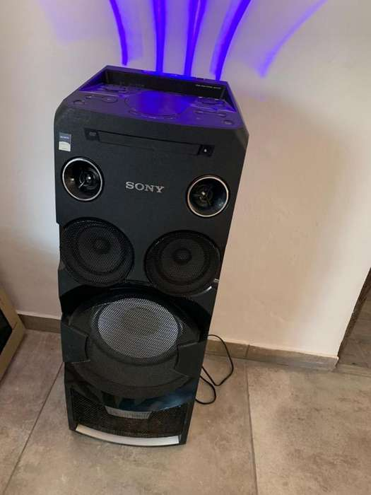 Vendo Torre Sony Mhc-v7d