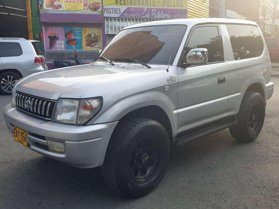 Toyota Prado 2007 - 119000 km