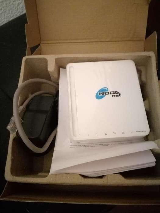 Vendo Router Inalámbrico Noganet Ng-100i