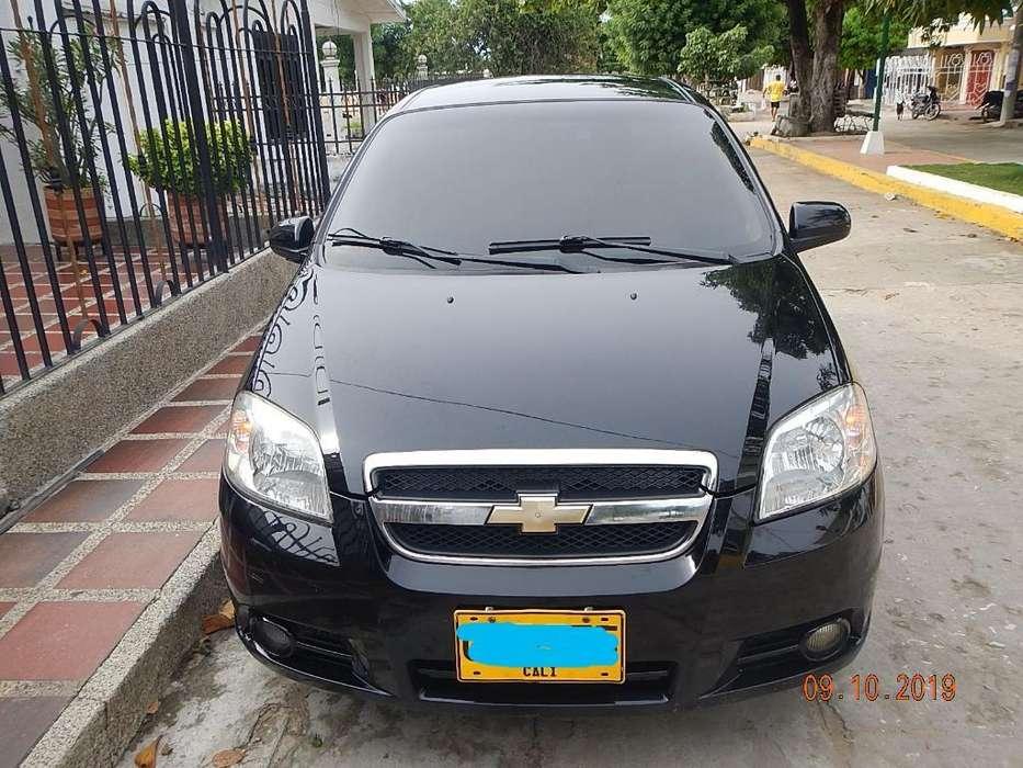 Chevrolet Aveo 2008 - 118500 km