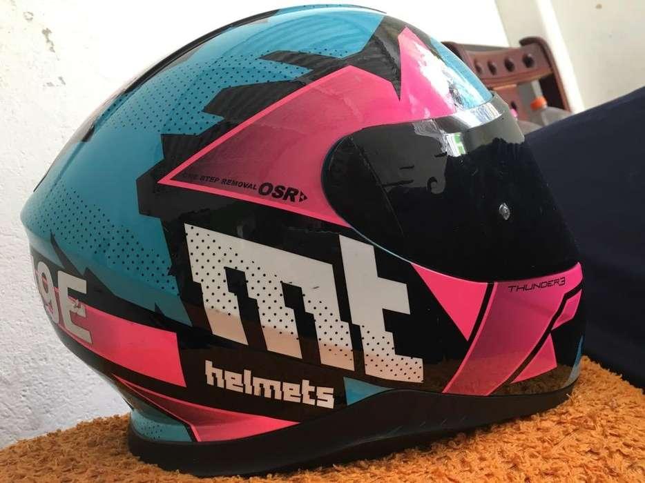 Hermoso Casco para Mujer Mt Helmets