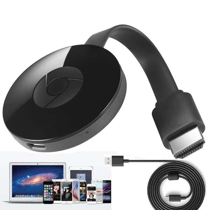 Chromecast Miracast Comparte Contenido Con Tu Tv