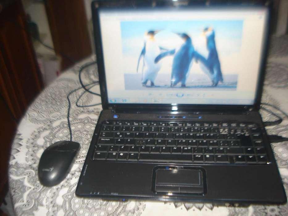 Notebook Compac Presario V3000 Funcionando Leer No Envio