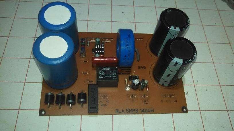 Potencias,Fuentes Switching Para <strong>amplificadores</strong>