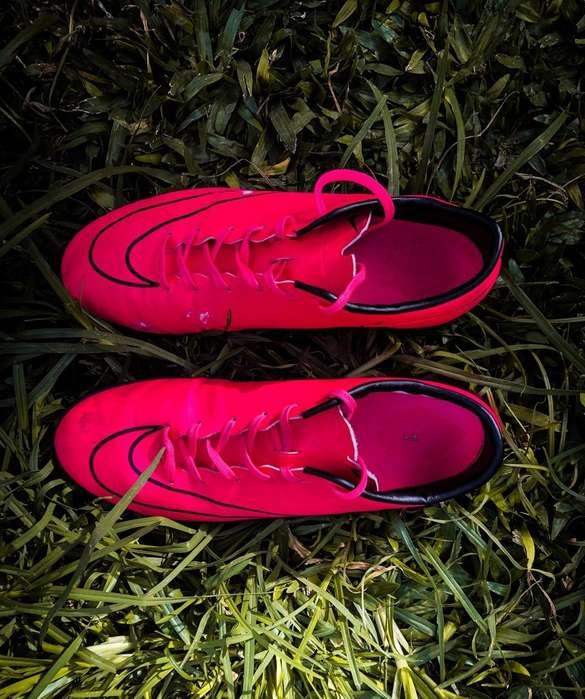Botines Nike Futbol 5 Mercurial
