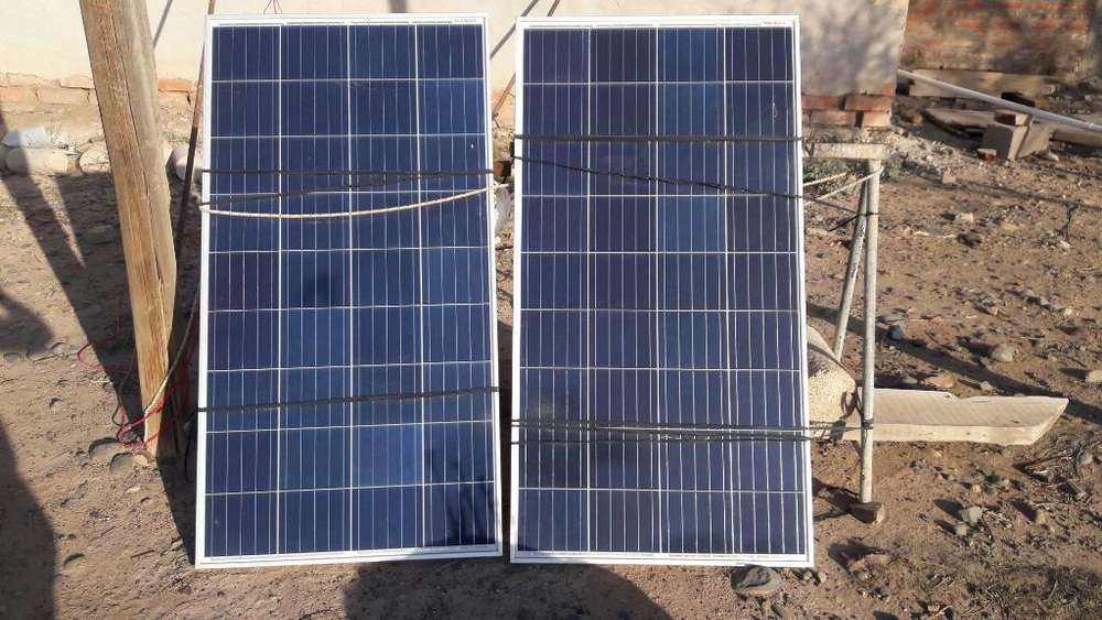 Pantallas Solares Bateria,regulador Y C