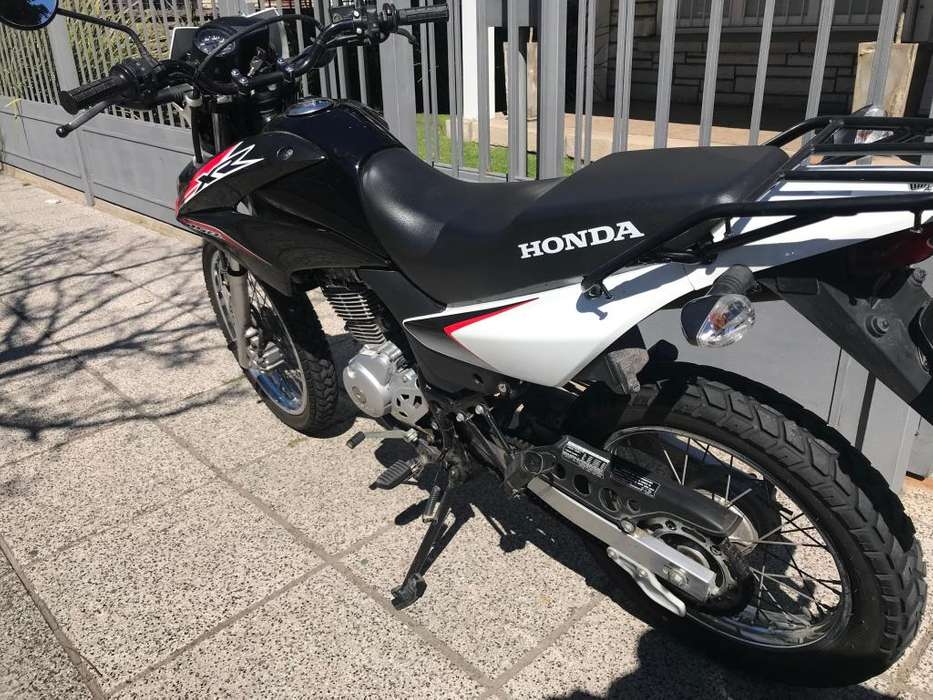 Honda XR L 2016 3500km reales Impecable