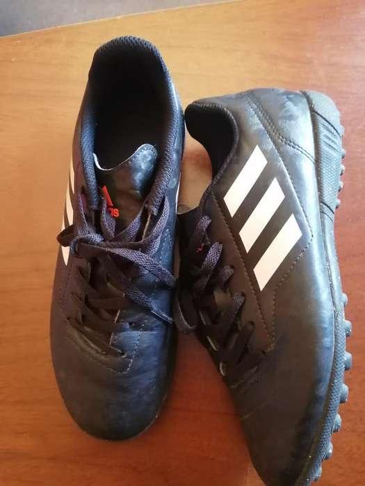 Oferta Chuteras Adidas
