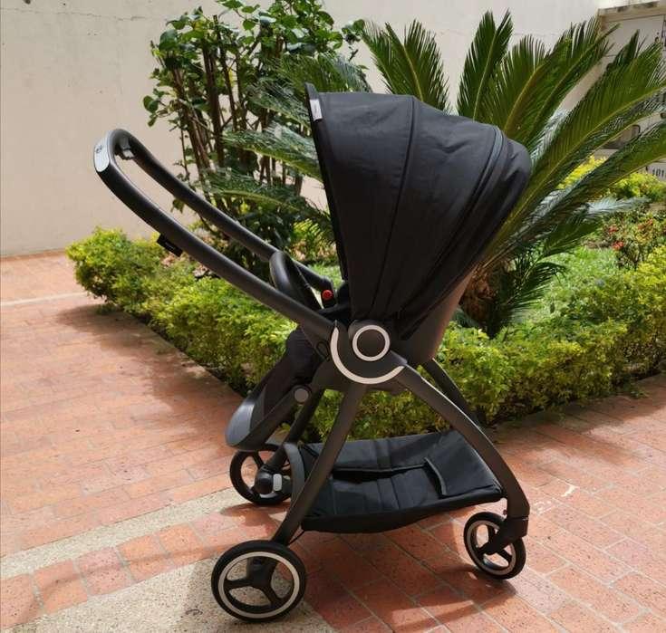 Coche para Bebé Marca Gb Maris Platinum