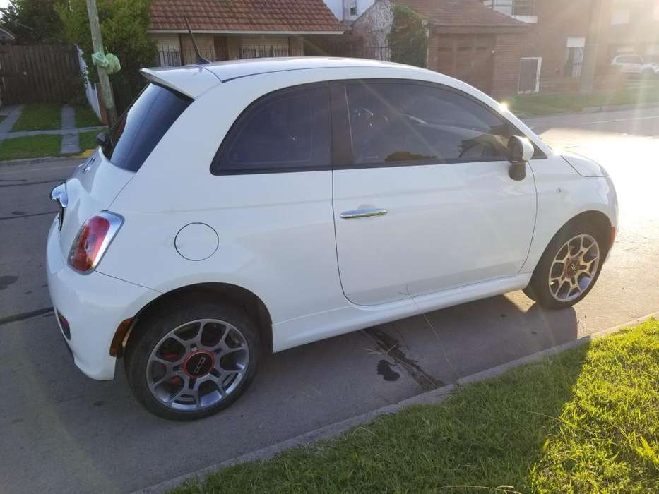 Fiat 500 2012 - 32700 km