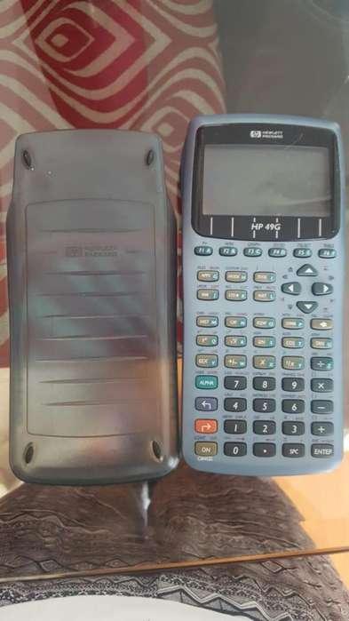 <strong>calculadora</strong> Científica Hp 49g