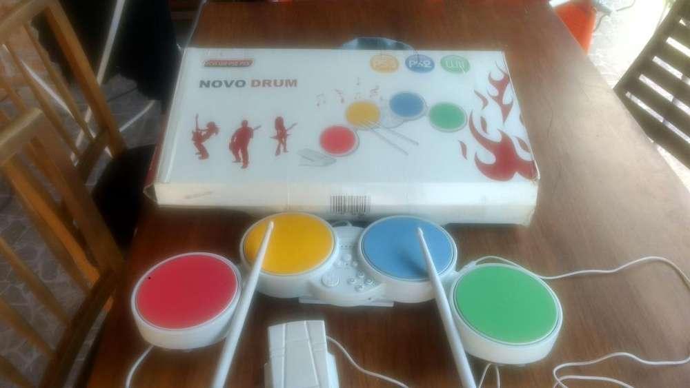 Minibateria Playstation23 y Wii P/ Rock Band