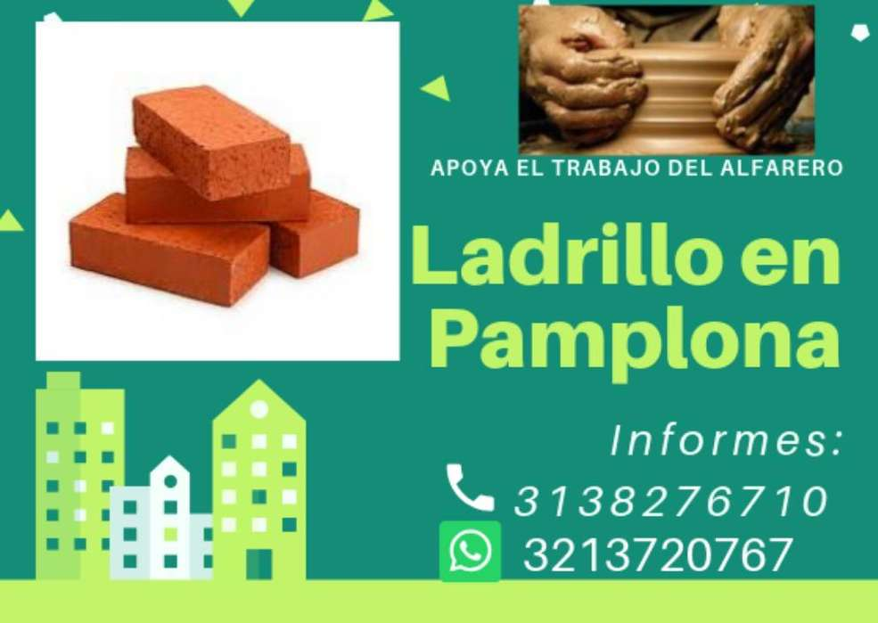 Ladrillo en Pamplona