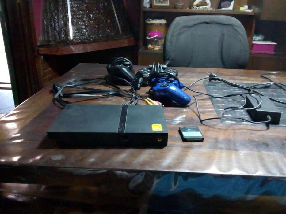 Play 2 Playstation 2 Chipeada buen estado