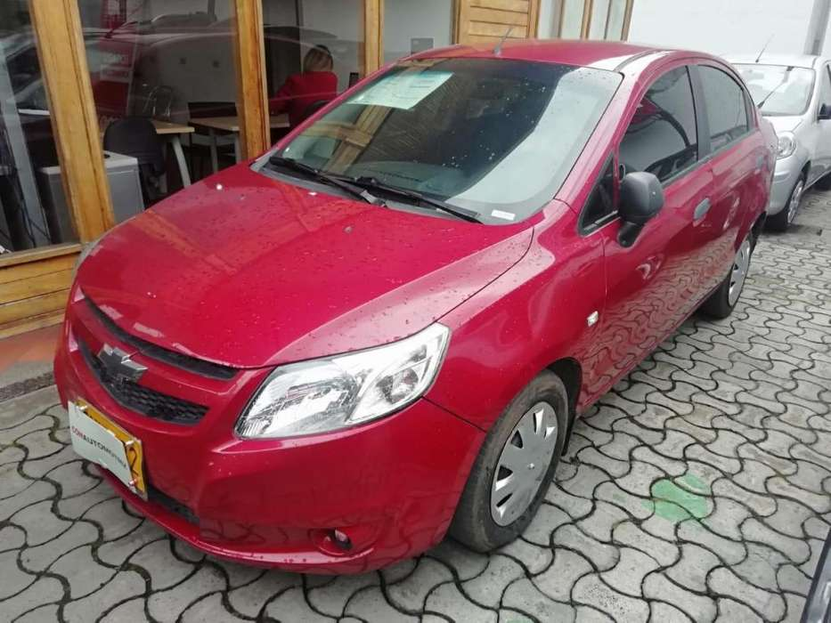 Chevrolet Sail 2016 - 40000 km