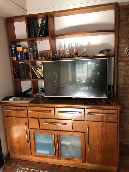 Mueble de Madera Maciza cedro