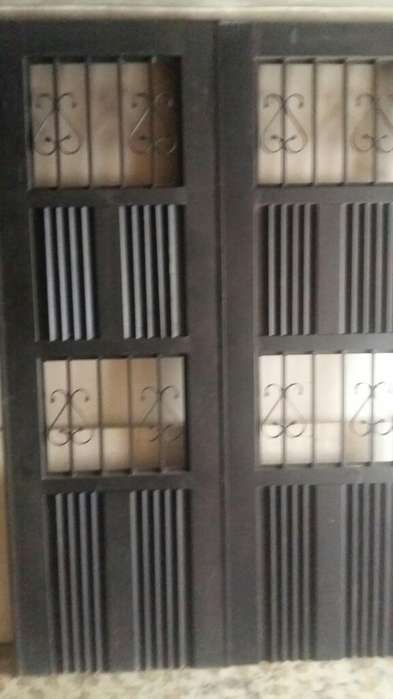 Puerta Garage Nueva