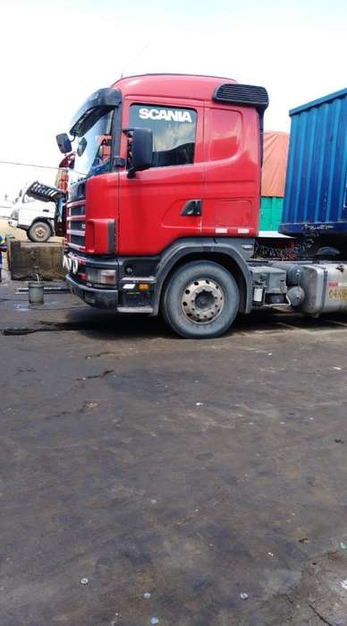 Tracto Camion Scania 2007 R420