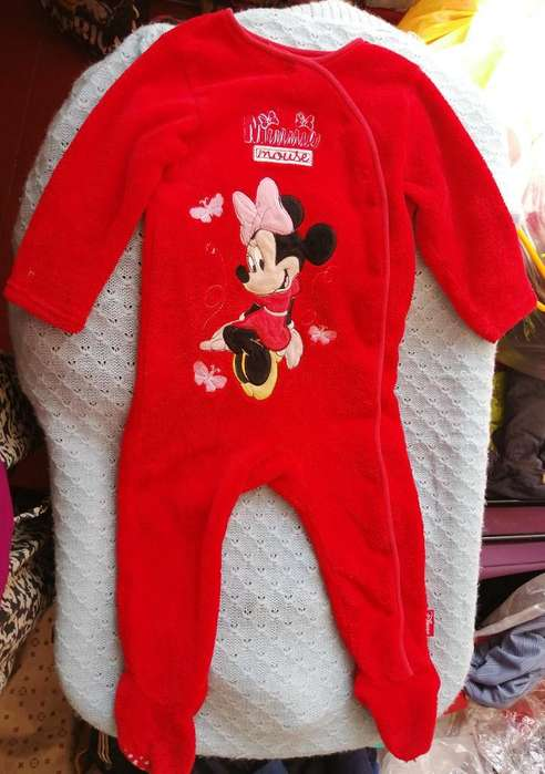 Enterizo Minnie Disney Original 18 Meses