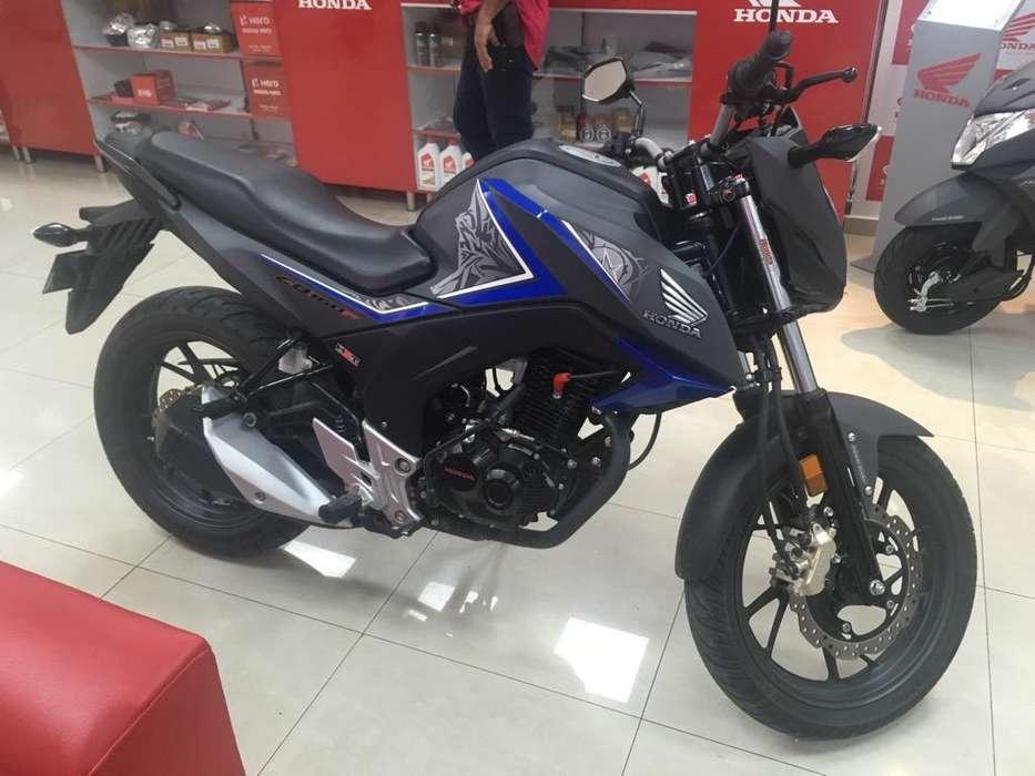 Vendo Cb 160F dxl Modelo 2020