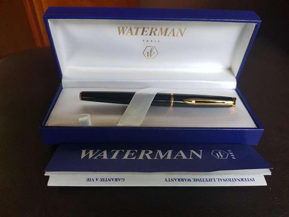 Lapicera Waterman Pluma