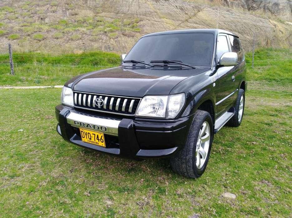 <strong>toyota</strong> Prado 2008 - 134000 km