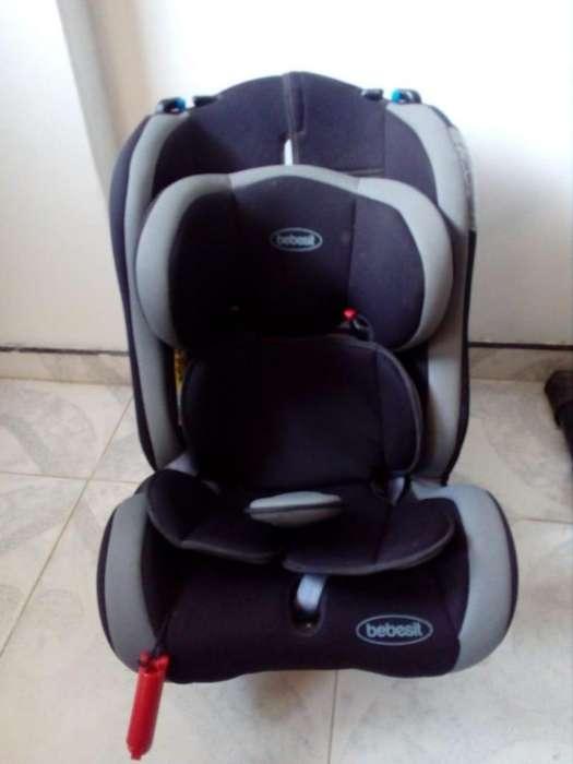 Silla de bebés para carro