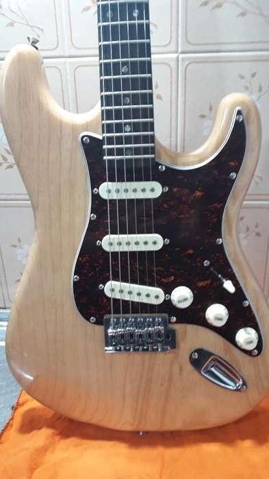 Guitarra Electrica Sx Ash Vintage