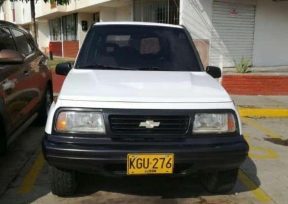 Chevrolet Vitara 2011 - 1230000 km