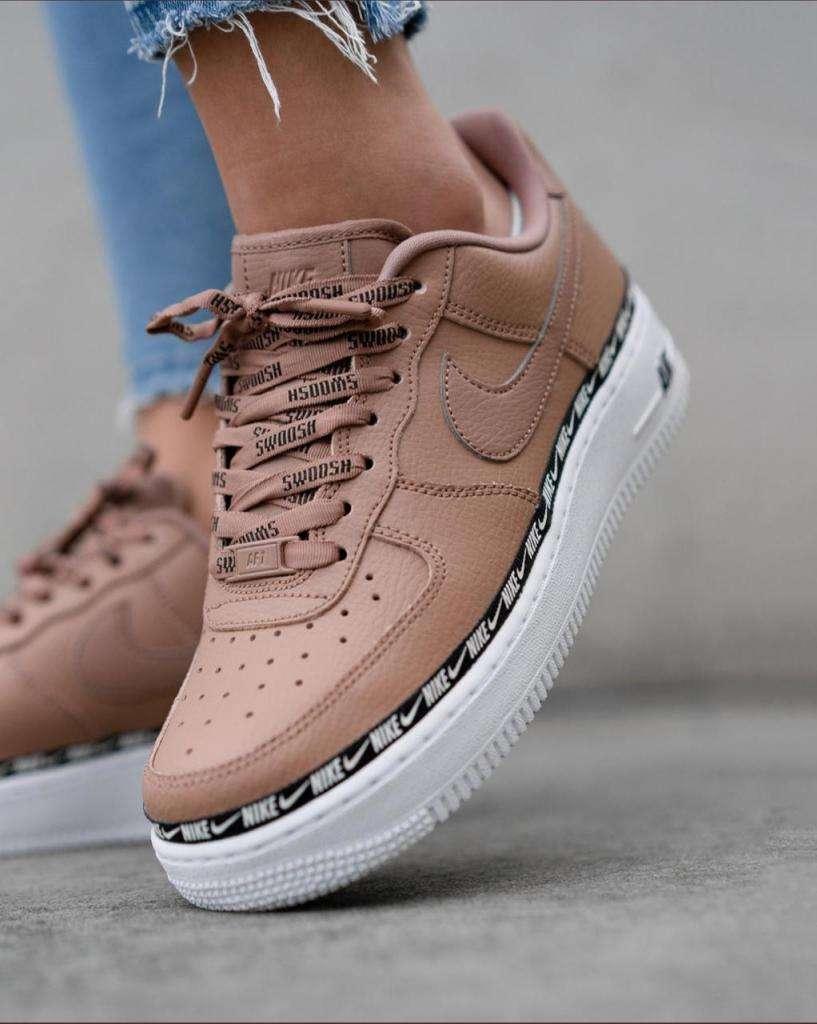 Tenis Nike air Force One para Mujer y Dama ContraEntrega ...