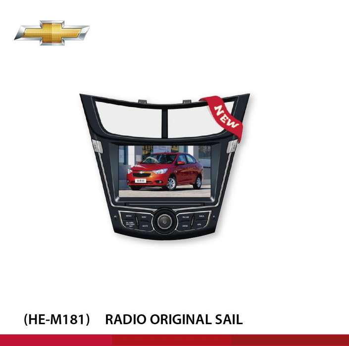 RADIO ANDROID 70.1 <strong>chevrolet</strong> SAIL