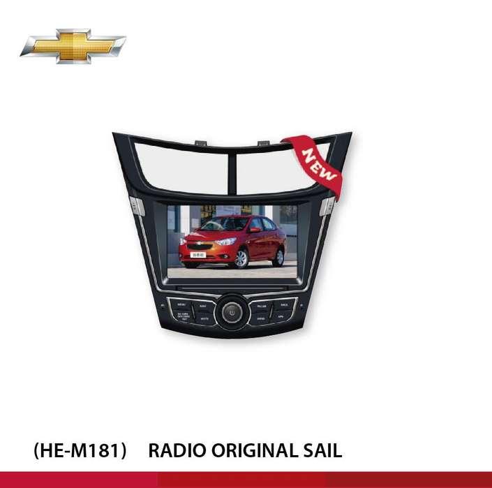 RADIO ANDROID 70.1 CHEVROLET SAIL