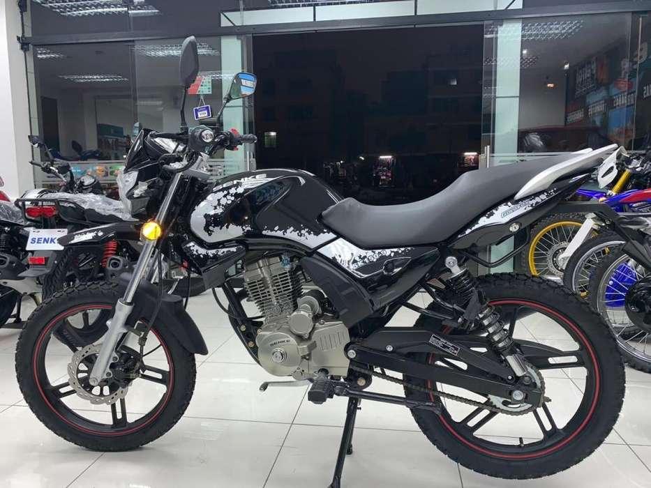 MOTO SENKE SK150-9