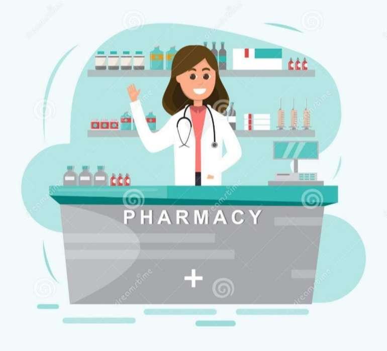 Representación de Farmacias