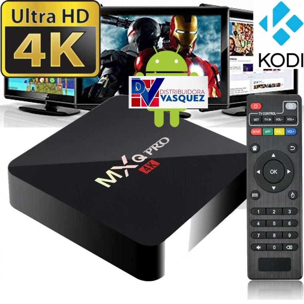 Equipo Tv Box Full Hd Wifi Hace Smart Tv