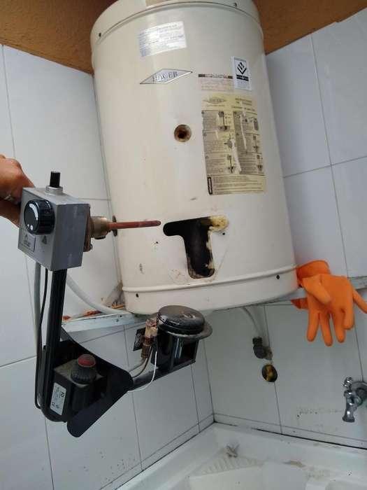 reparacion especializada de calentadores