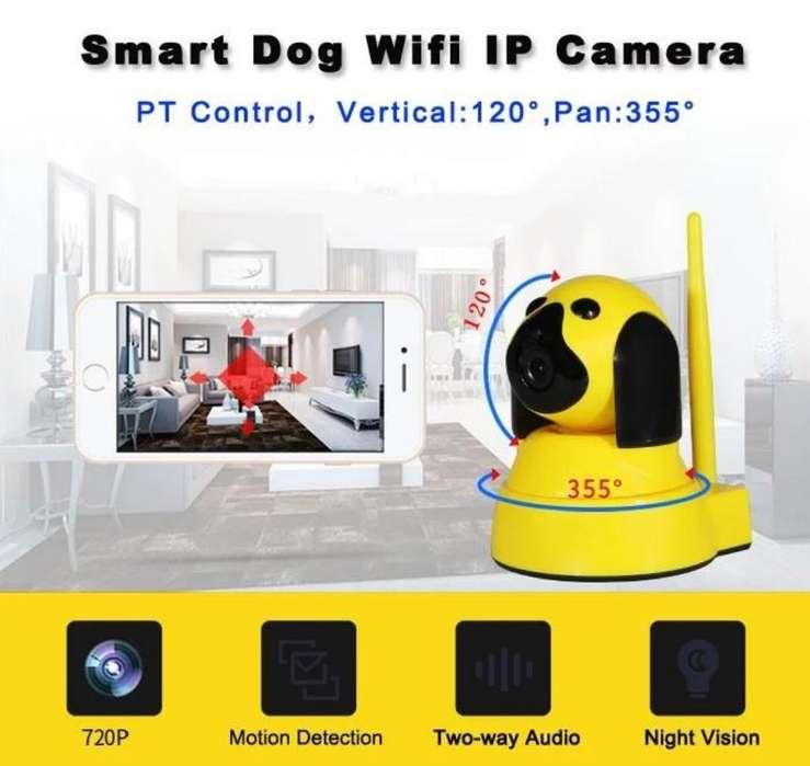 Camara Ip Wifi Ultima Tecnología