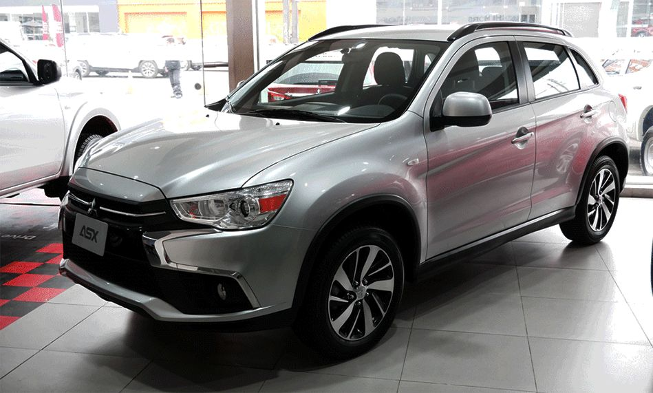 SUV MITSUBISHI ASX 2019
