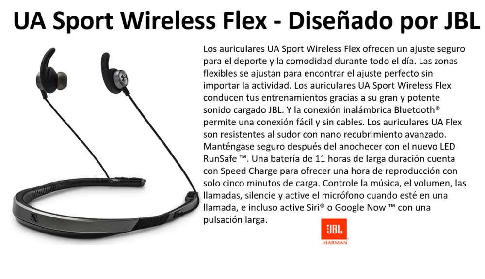 Auriculares Ua Sport Wireless Jbl