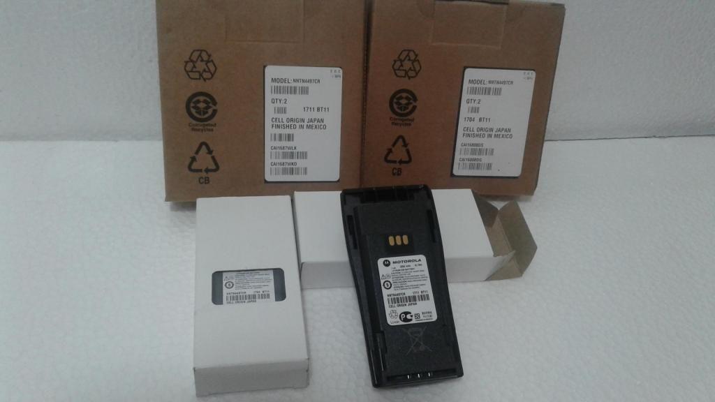 Batería para radio Motorola DEP450, EP450, nuevas