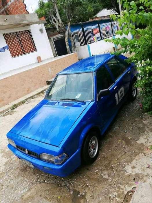 Mazda 323 1986 - 0 km
