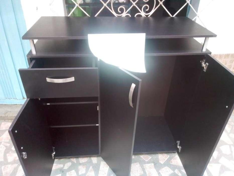 Mueble para TV y closets