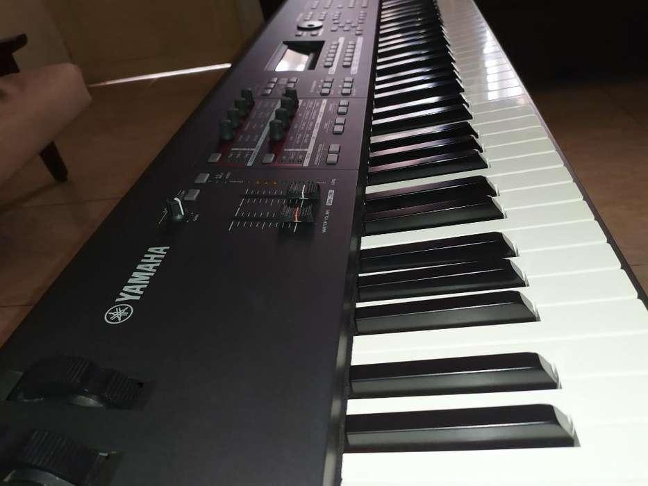 Teclado Yamaha Moxf8 Solo Venta