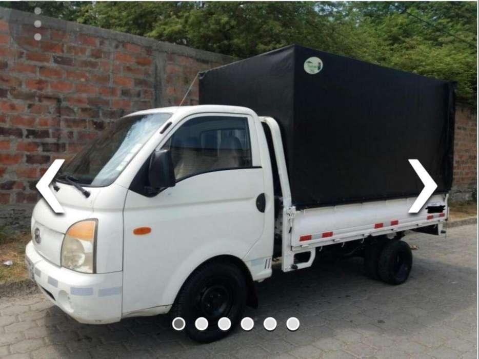 Vendo Camioncito Hyundai Porter H100