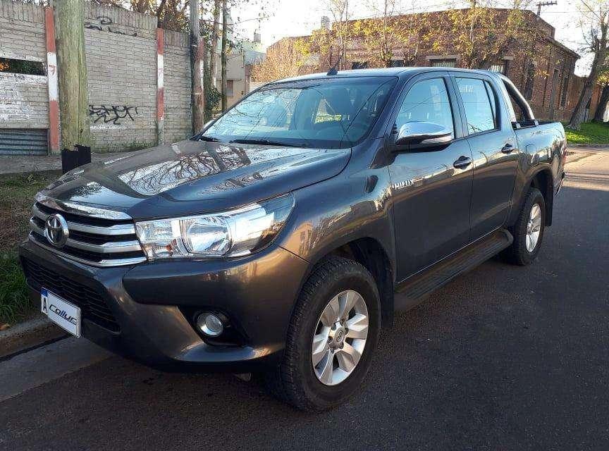 Toyota Hilux 2016 - 47000 km