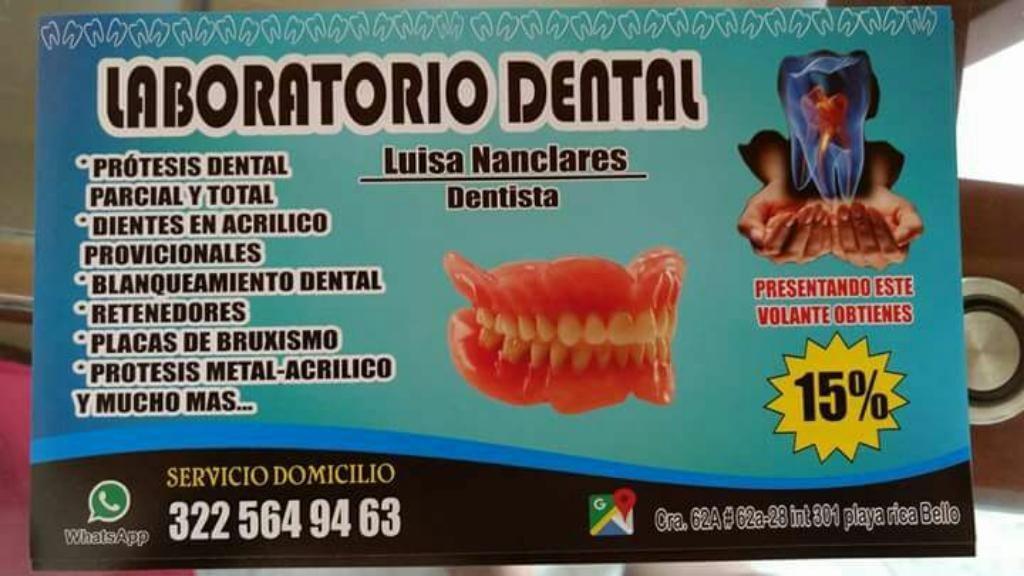 Laboratorio Dental Medellin