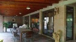 Excelente Casa En Country Los Mimbres, A 15 Min Del Centro!